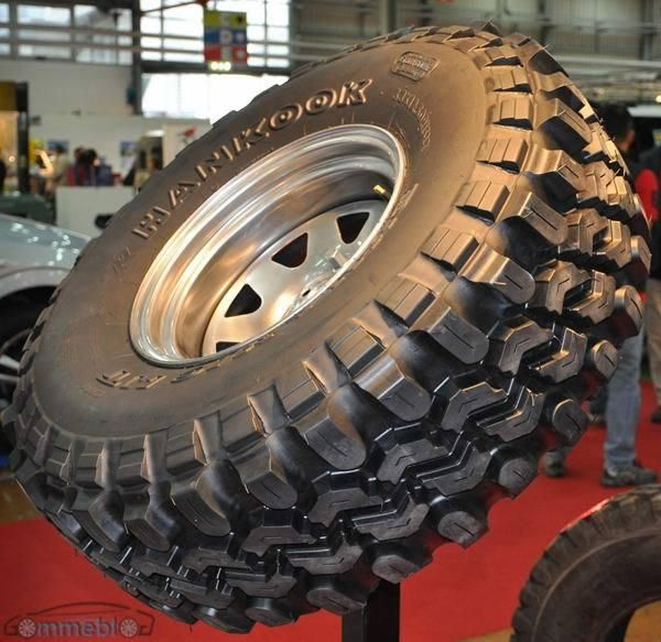 pneumatici ricostruiti fuoristrada