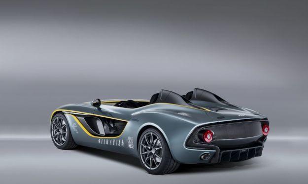 posteriore CC100 Speedster concept