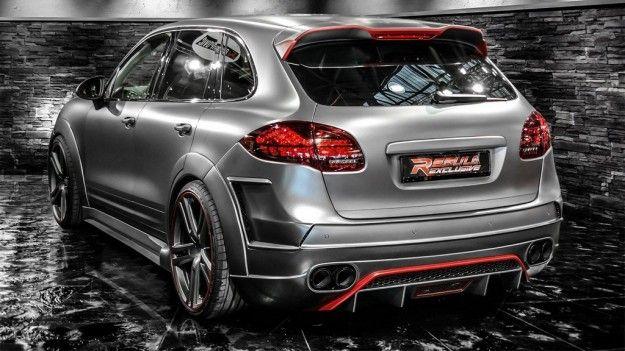 posteriore Porsche cayenne tuning