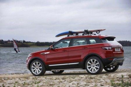 range rover evoque allestimenti dotazioni
