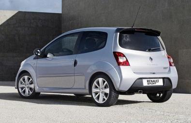 Nuova Renault Twingo RS
