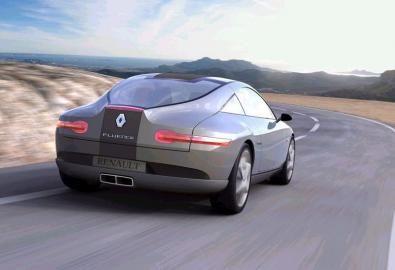 Renault Coupè