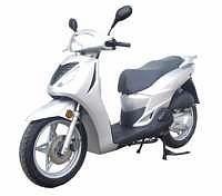 Uno scooter cinese: non sempre si tratta di veicoli sicuri a dispetto del costo basso