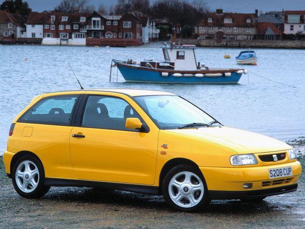 Seat Ibiza seconda generazione