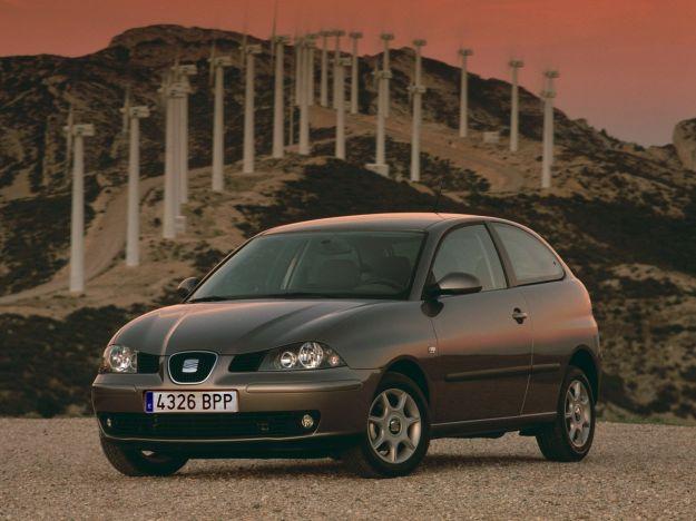 Seat Ibiza terza serie