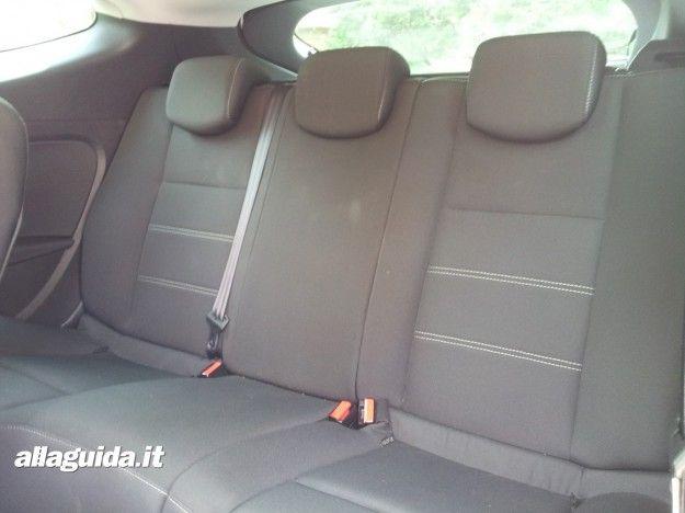 sedili posteriori Renault Megane Coupe