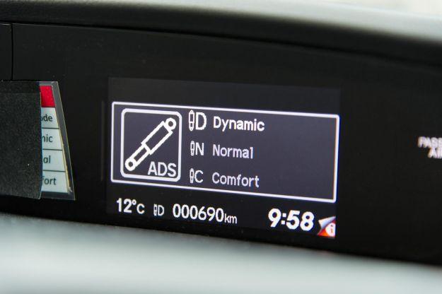 sistema ADS Honda Civic Tourer