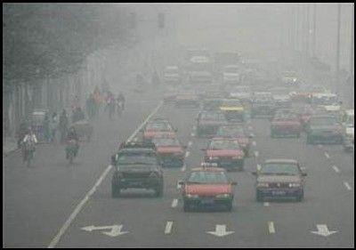 Inquinamento sempre alto nelle nostre città