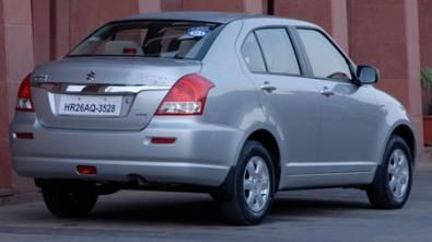 Suzuki Swift D-Zire
