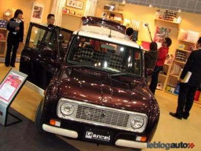 La Suzuki Ancel Lapin