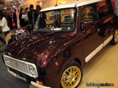 Suzuki Ancel Lapin
