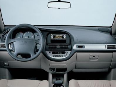 I brutti interni della Chevrolet Tacuma