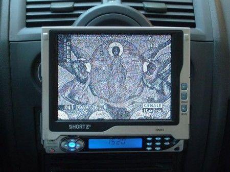 televisione auto consigli