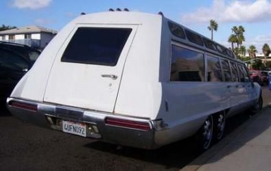 Toronado Limousine
