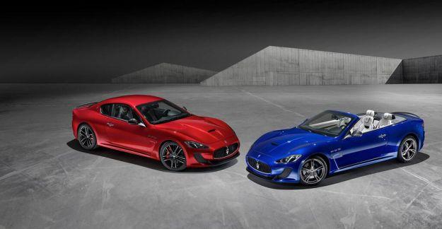 versione speciale Centenario, Maserati GranTurismo MC Centennial Edition