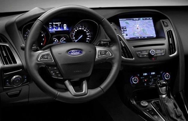 volante della focus wagon 2014