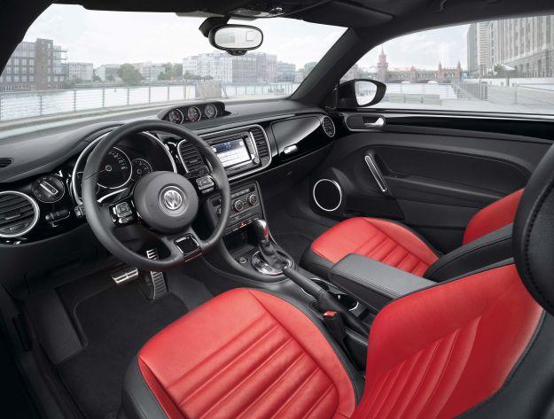 Volkswagen Maggiolino interni