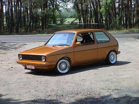 Volkswagen Rabbit Twilight