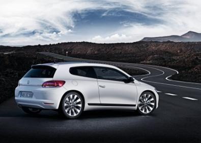 La nuova Volkswagen Scirocco