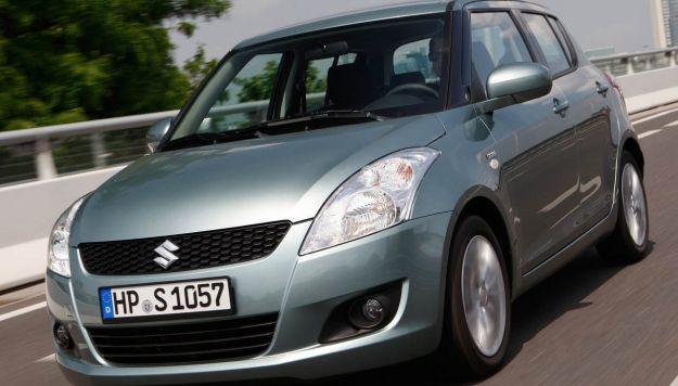 Promozione Suzuki: con l'auto è compreso un corso di guida sicura