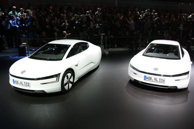 Volkswagen XL1 Salone di Ginevra 2013