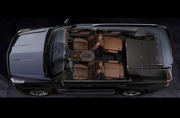 Cadillac Escalade 2015: prezzi, dimensioni e scheda tecnica [FOTO]