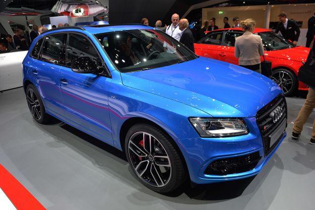 Audi SQ5 TDI Plus: sale il prezzo, ma diventa ancora più potente [FOTO]