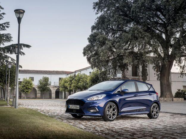 Ford Fiesta ST-Line: prova su strada, design, tecnologia, scheda tecnica e prezzi [FOTO]