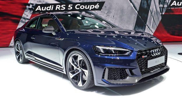 Nuova Audi RS5 Coupé 2017: prezzo, interni e scheda tecnica [FOTO]