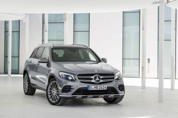 Mercedes GLC: dimensioni, motori e prezzi del nuovo fuoristrada compatto [FOTO]