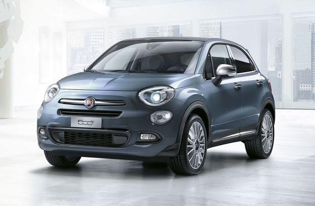 Fiat 500X MY 2017: novità per prezzi e allestimenti, motori invariati [FOTO]