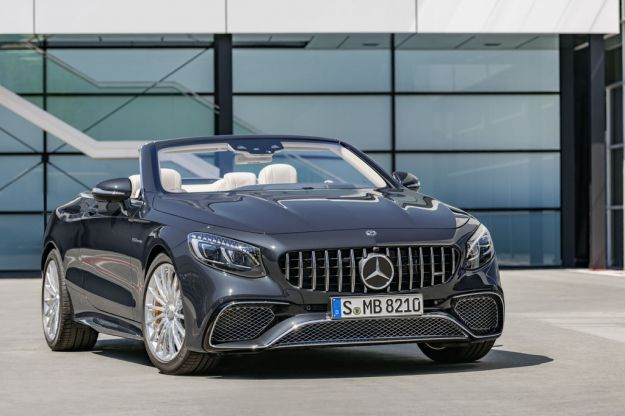 Mercedes AMG S 65 Coupé e Cabriolet 2018: prezzo e scheda tecnica [FOTO]