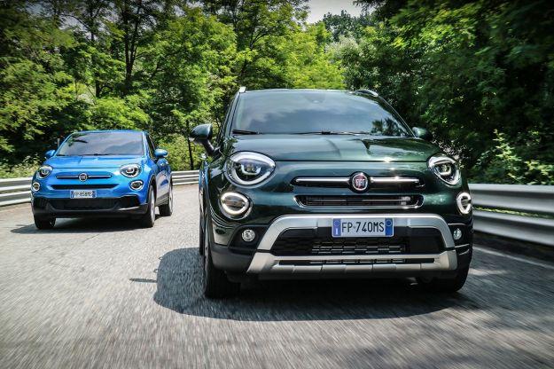 Fiat 500X 2019, prova su strada: interni, motori e prezzi