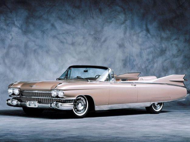 Auto anni 50, le più belle ed indimenticabili [FOTO]