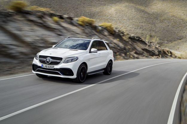 Mercedes GLE: dimensioni, interni e prezzo del SUV. Anche AMG [FOTO]