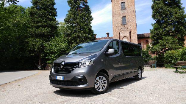 Renault Trafic 9 posti: prezzo, dimensioni e prova su strada [FOTO]
