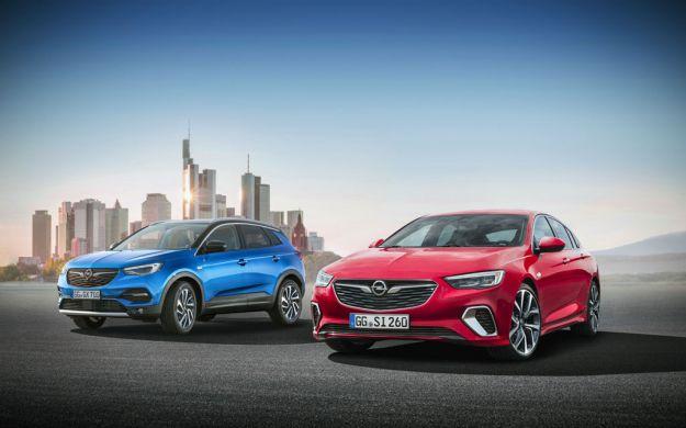 Opel al salone di Francoforte 2017: arrivano Grandland X e Insignia GSi [FOTO LIVE]