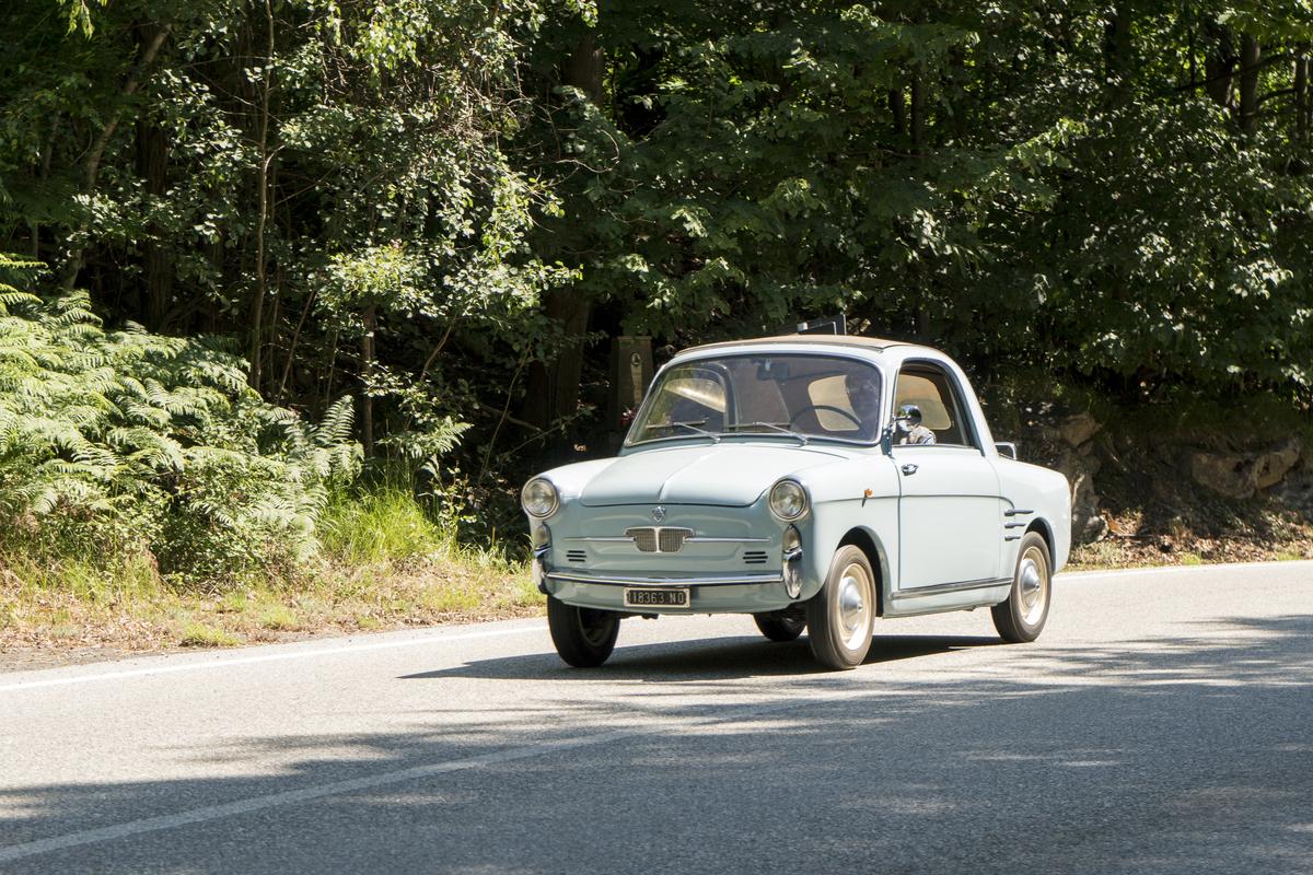 L'Autobianchi Bianchina, l'auto di Fantozzi