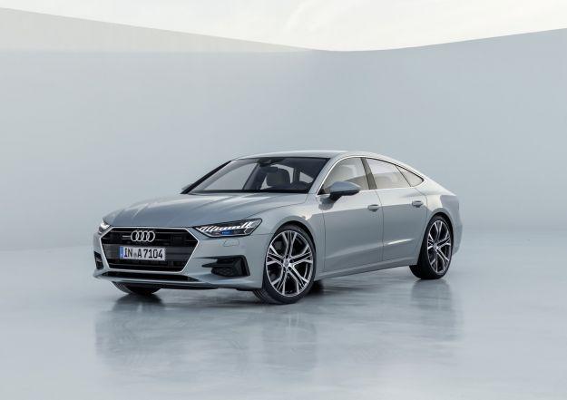 Nuova Audi A7 Sportback 2018: prezzo, motori ed interni [FOTO]