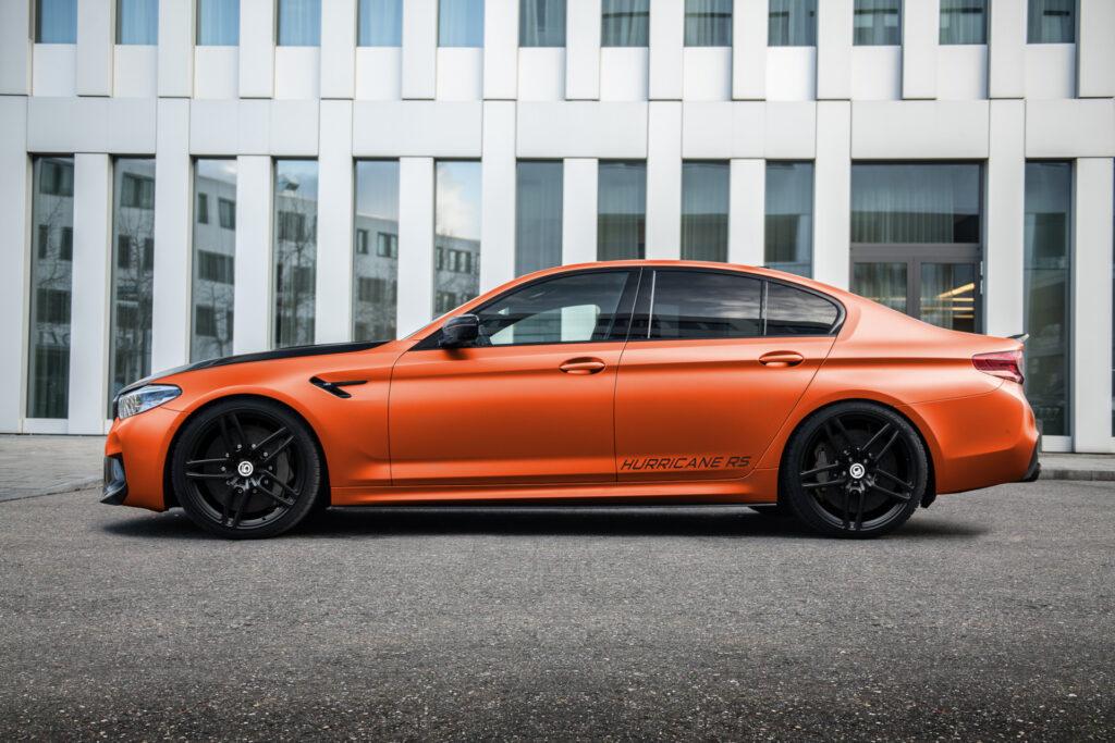 BMW M5 F90 by G-Power