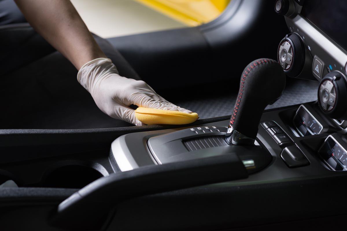 pulizia auto