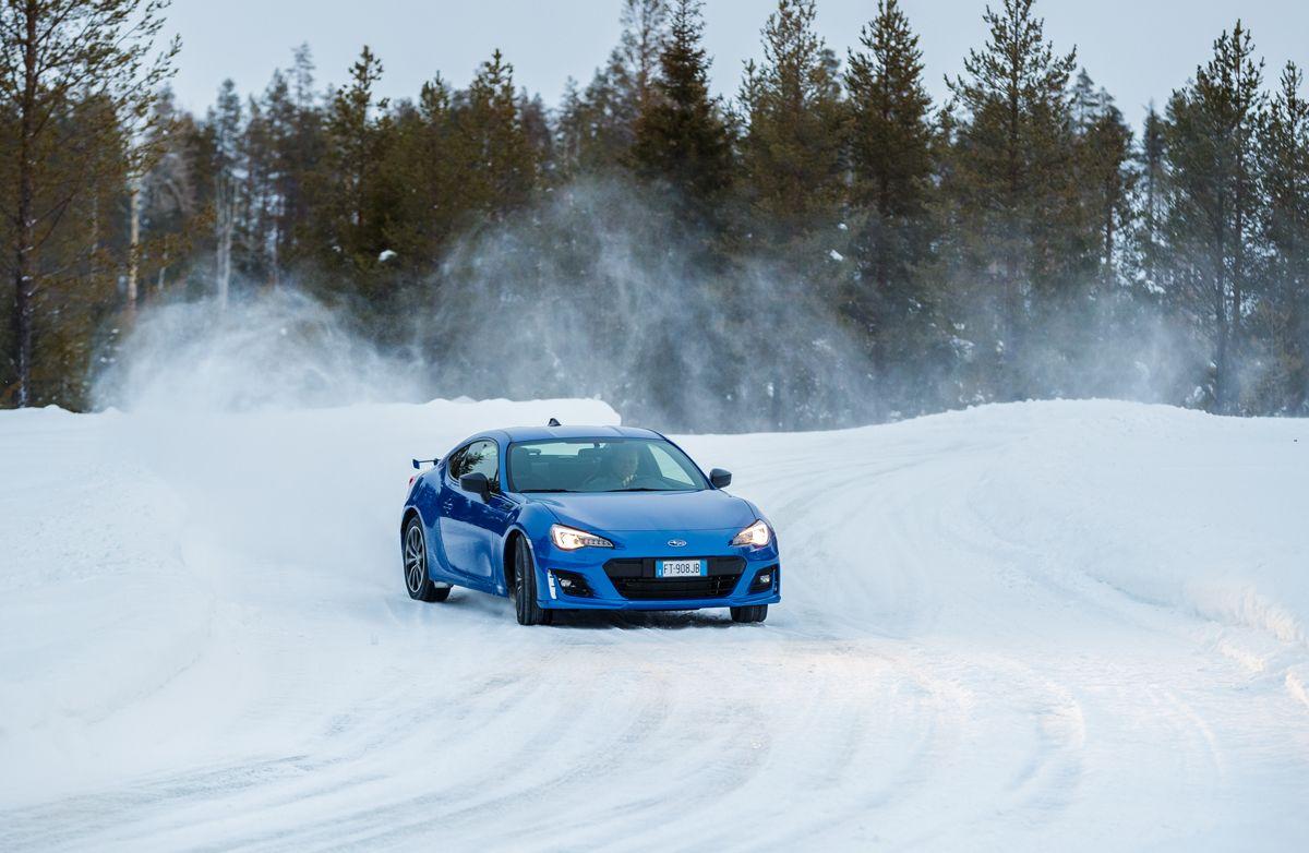 Subaru BRZ Final Edition, la sportiva saluta con un modello speciale