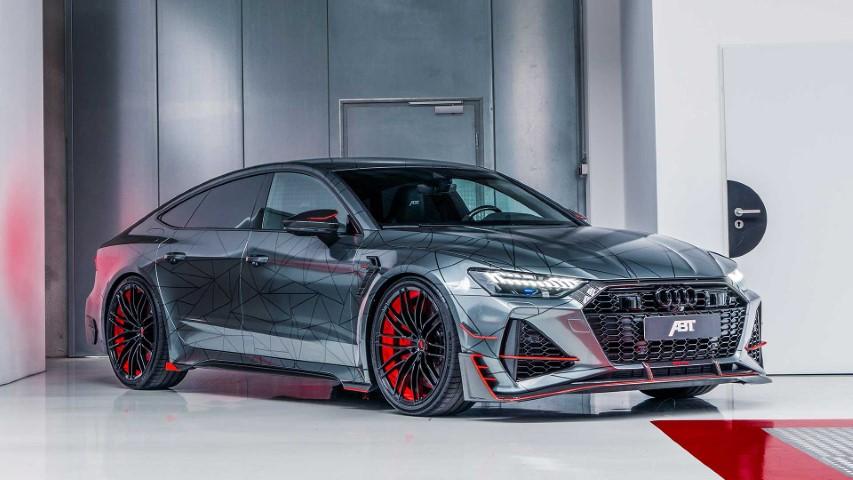 Audi RS 7-R