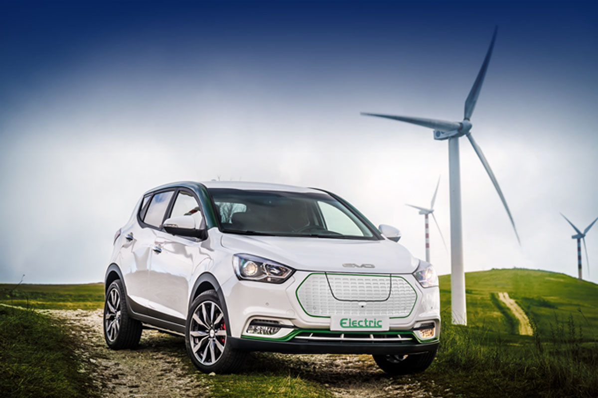 DR Evo Electric,arriva sul mercato il SUV low cost