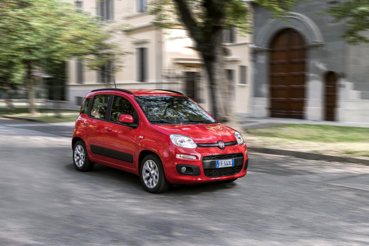 Rc Auto, Fiat Panda è l'auto più assicurata contro i furti