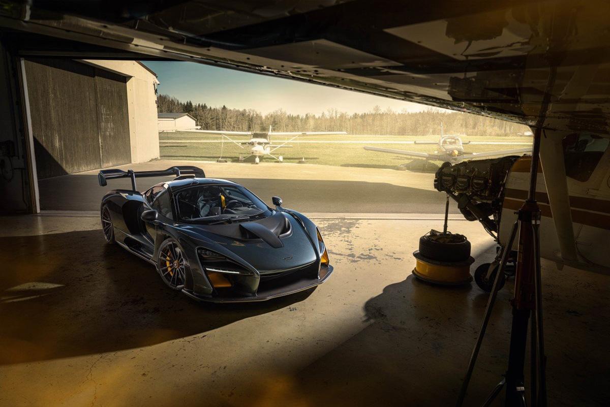 L'hypercar McLaren Senna Novitec adesso è ancora più potente