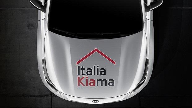 consegne a domicilio di Kia con #italiakiama