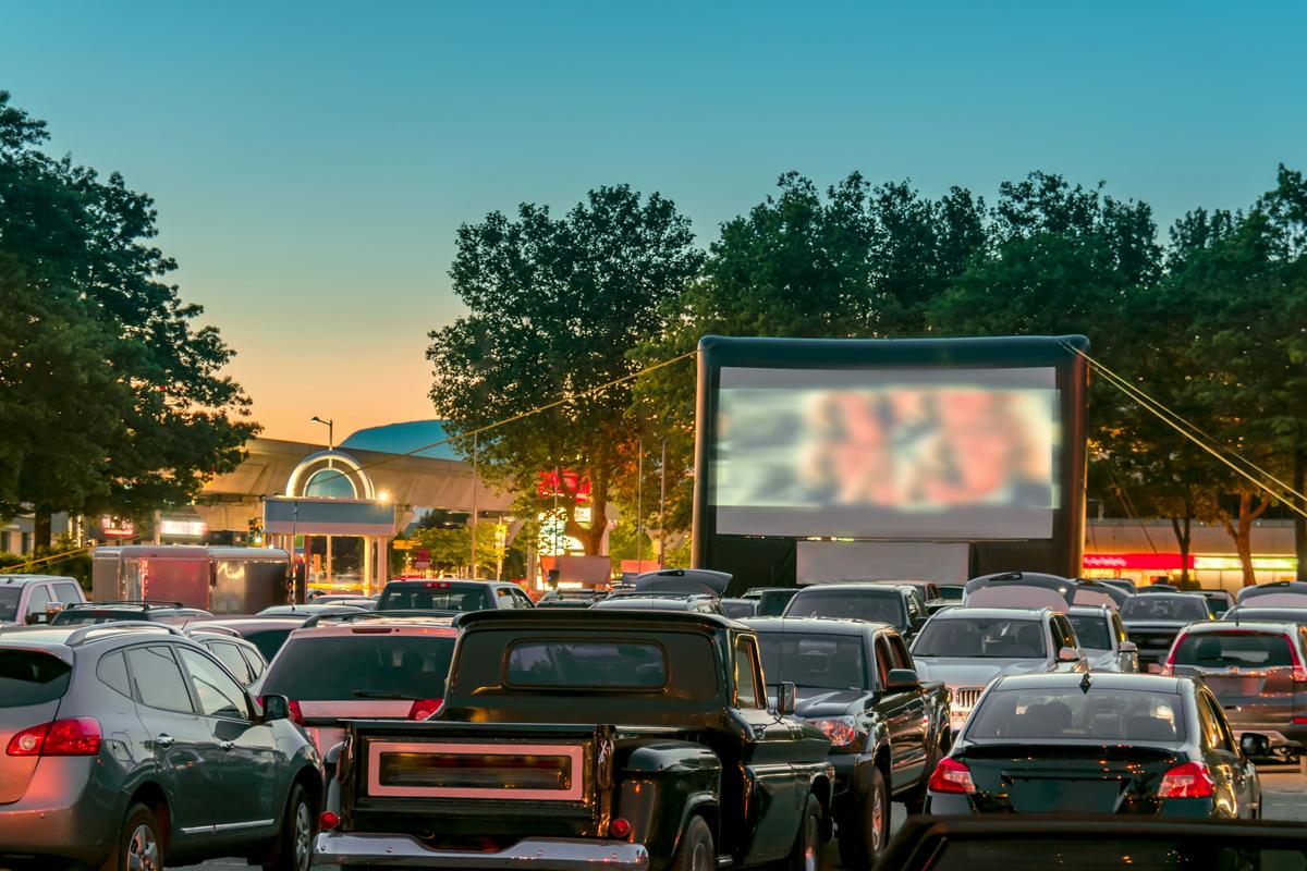 Cinema in auto, nel post coronavirus torneranno di moda i drive-in