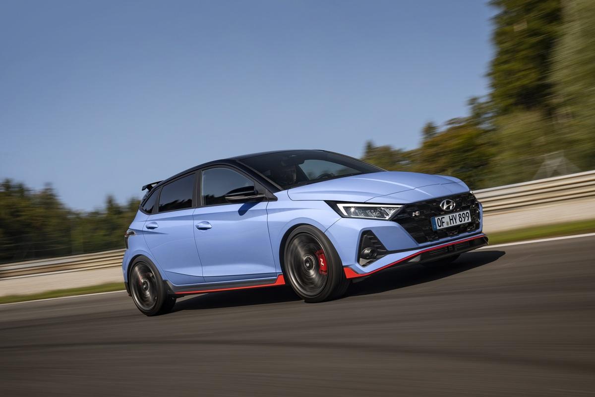 Nuova Hyundai i20 N, la coreana ad alte prestazioni nata dai rally