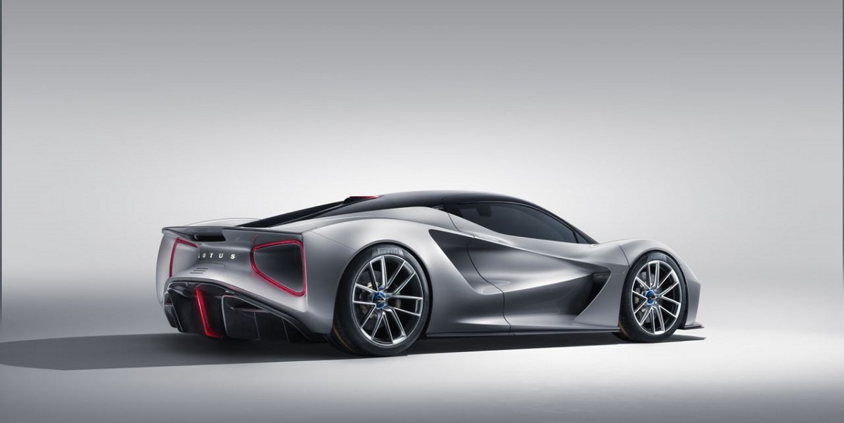 lotus auto elettriche